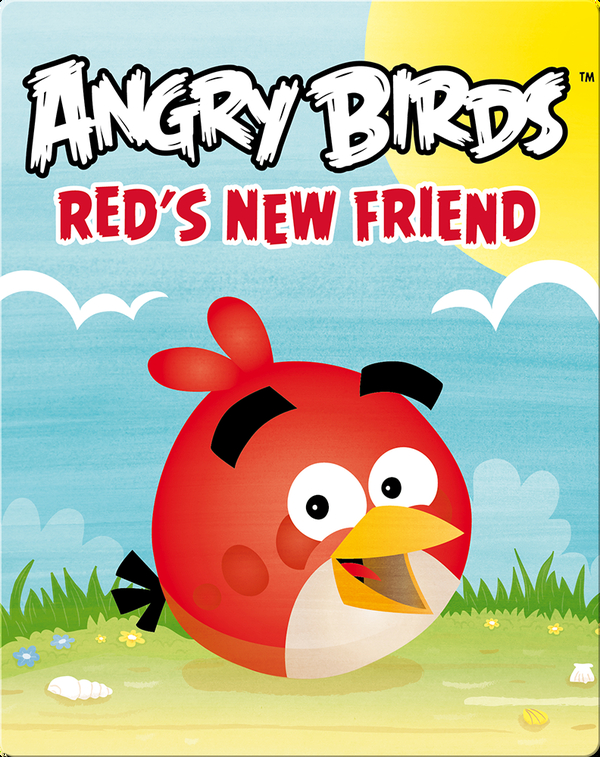Angry Birds: Red's New Friend