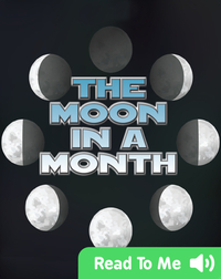 The Moon In A Month