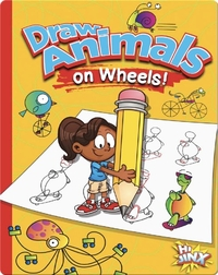 Draw Animals on Wheels!