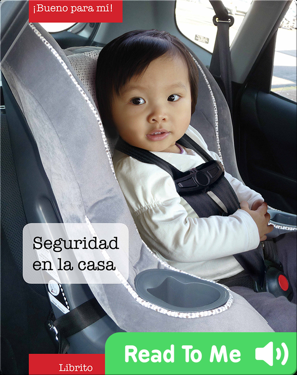 Seguridad en la casa (Safety around the home)