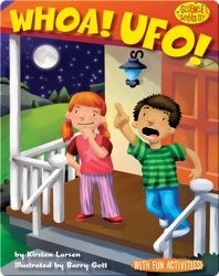 Whoa! UFO!