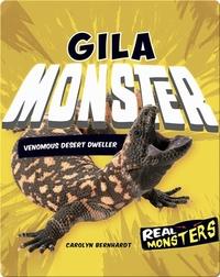Gila Monster: Venomous Desert Dweller