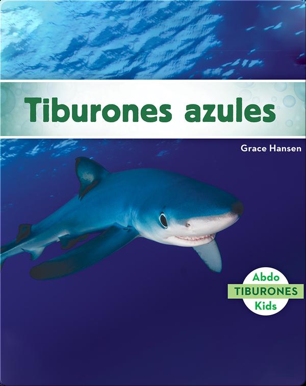 Tiburones azules