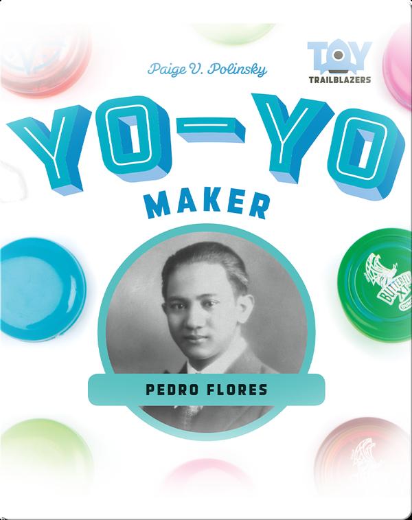 Yo-Yo Maker: Pedro Flores