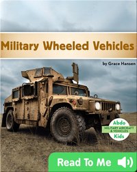 Military Wheeled Vehicles