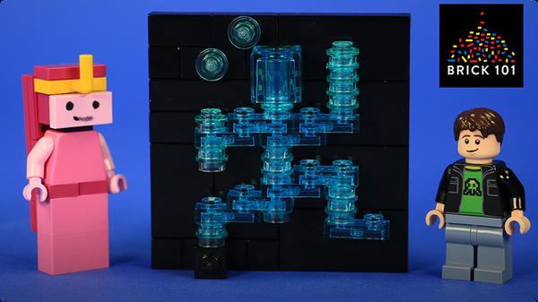 How to Build LEGO Scott Cawthon, MatPat, & Princess Bubblegum