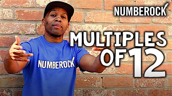 Multiples of 12 Dance Video