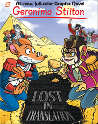 Geronimo Stilton: Lost In Translation