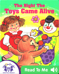 The Night The Toys Came Alive