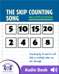 The Skip Counting Song