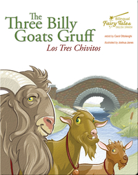 The Three Billy Goats Gruff: Los Tres Chivitos