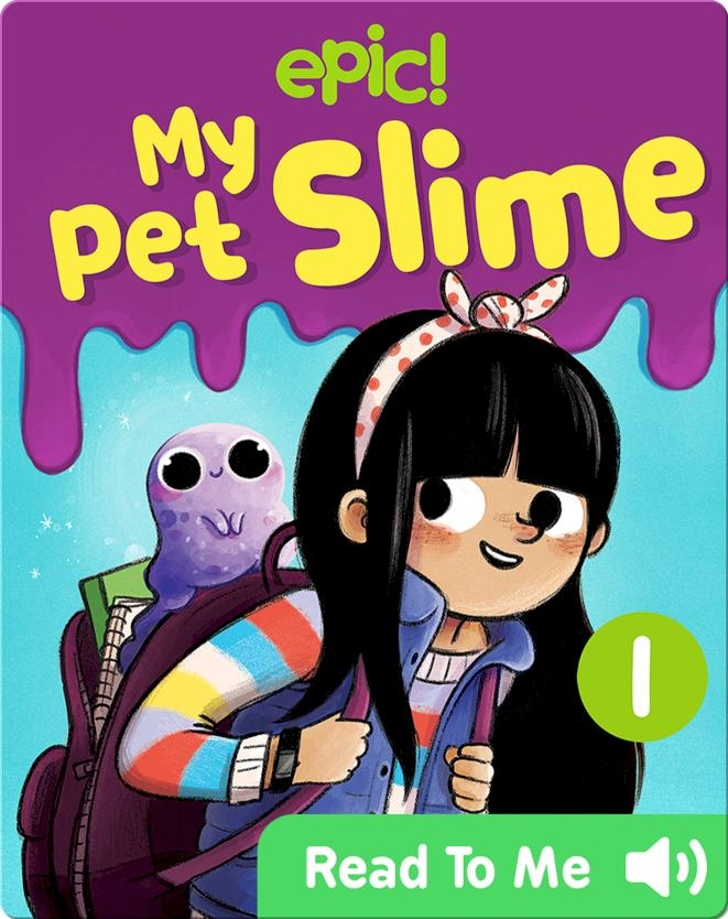 My Pet Slime Book 1