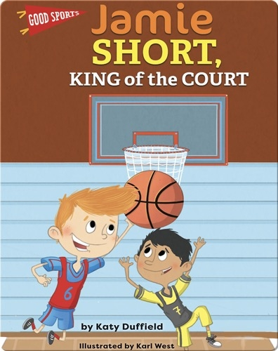 Jamie Short, King of the Court
