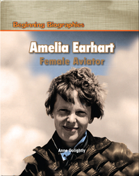 Amelia Earhart: Female Aviator