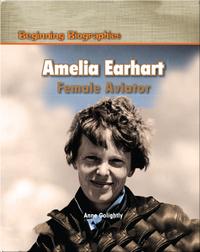 Amelia Earhart: Female Aviator
