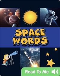 Space Words