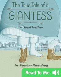 The True Tale of a Giantess
