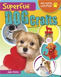 Superfun Dog Crafts