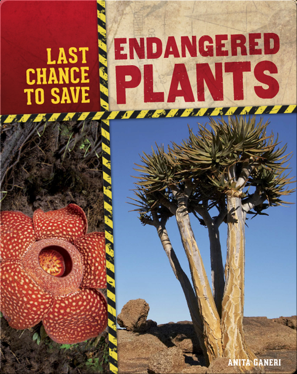 Last Chance to Save: Endangered Plants