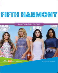 Big Buddy Pop Biographies: Fifth Harmony
