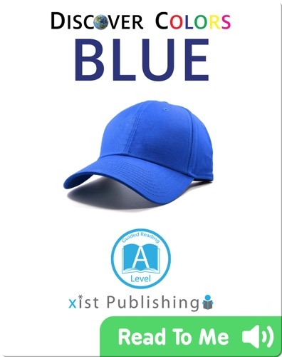 Discover Colors: Blue
