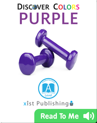 Discover Colors: Purple