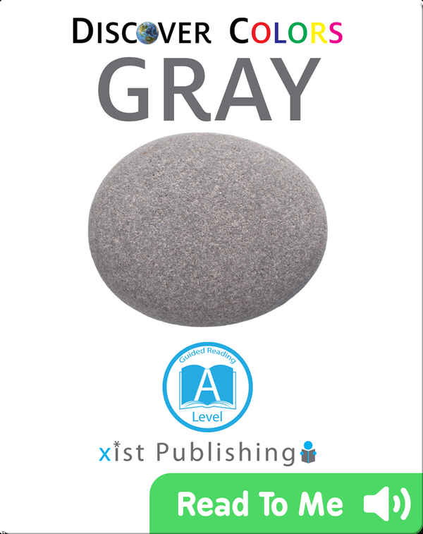 Discover Colors: Gray