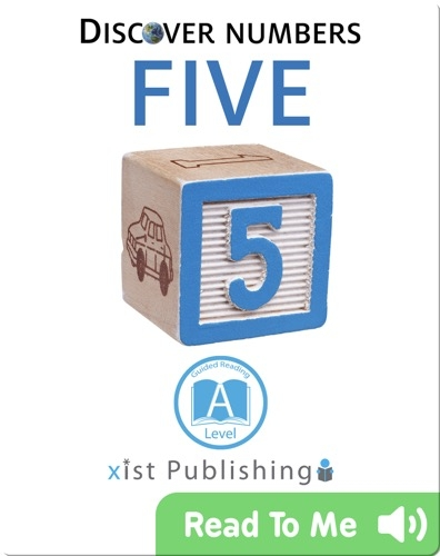 Discover Numbers: Five