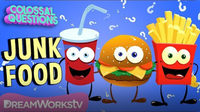 Is JUNK FOOD Really BAD For You? | COLOSSAL QUESTIONS