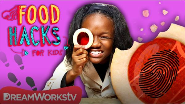 Eat This Magnifying Glass! + Super Spy Hacks | FOOD HACKS FOR KIDS