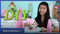 Kawaiisweetworld's Gingerbread House | I ♥ DIY