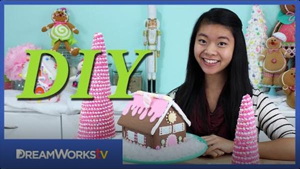 Kawaiisweetworld's Gingerbread House | I ♥ DIY