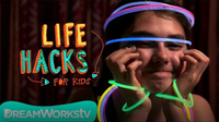 Nighttime Hacks I LIFE HACKS FOR KIDS