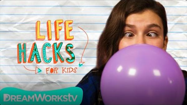 Brilliant Balloon Hacks I LIFE HACKS FOR KIDS