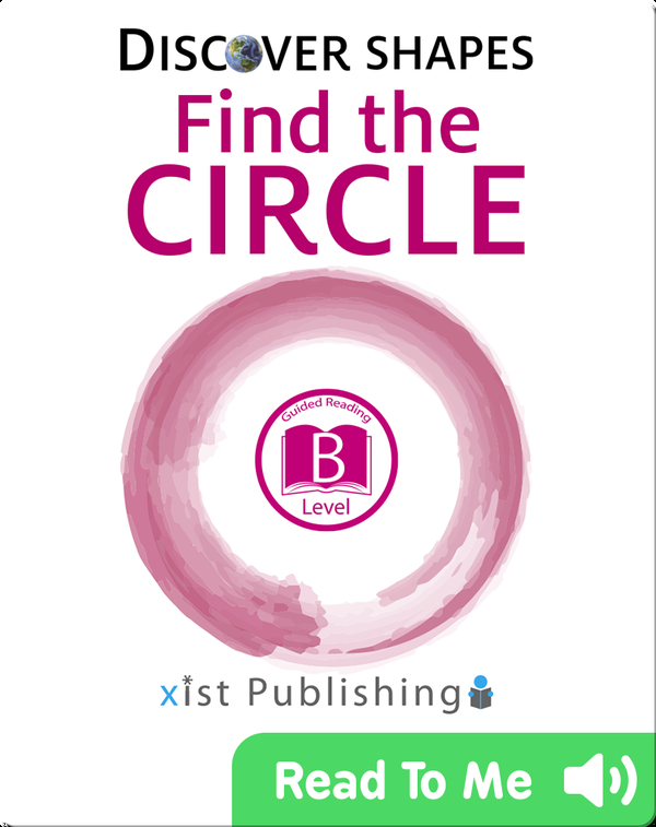 Discover Shapes: Find the Circle