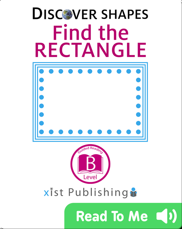 Discover Shapes: Find the Rectangle