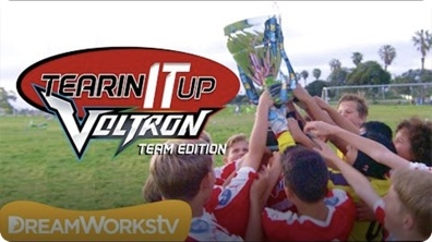 12-Year-Old Soccer Champs Road to Victory | TEARIN' IT UP