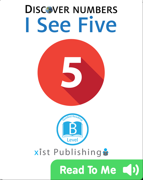 Discover Numbers: I See Five