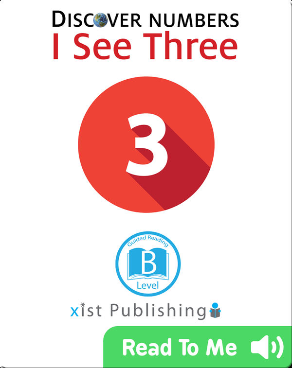 Discover Numbers: I See Three