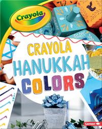 Crayola ®️ Hanukkah Colors