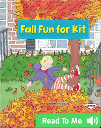 Fall Fun for Kit