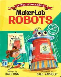 Little Leonardo's MakerLab - Robots