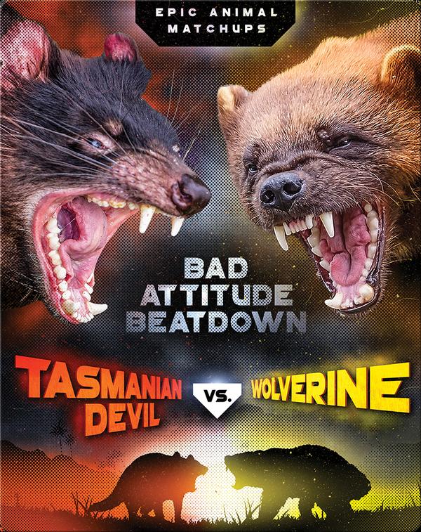 Tasmanian Devil vs. Wolverine