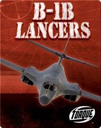B-1B Lancers