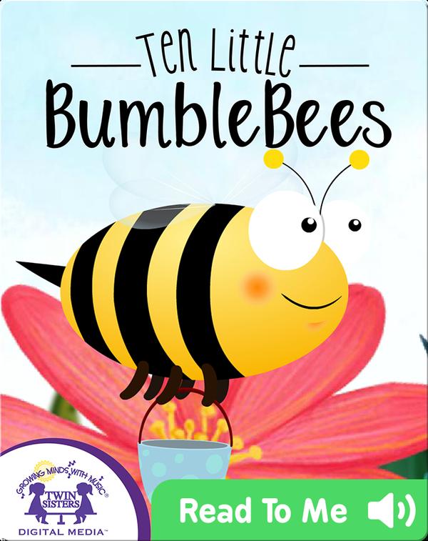 Ten Little Bumblebees