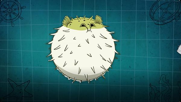I'm A Pufferfish