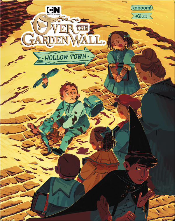 Over the Garden Wall: Hollow Town No. 2