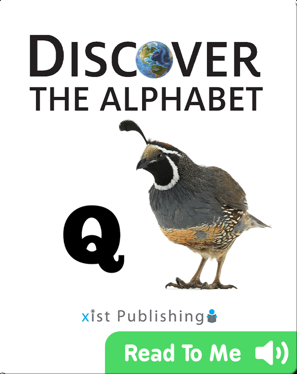 Discover The Alphabet: Q