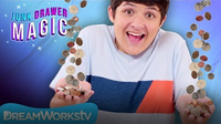 Money Multiplier Trick   JUNK DRAWER MAGIC