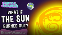 What Would Happen If The Sun Went Out? | COLOSSAL QUESTIONS